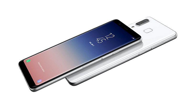 Samsung Galaxy A8 Images