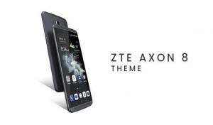 ZTE Axon 8
