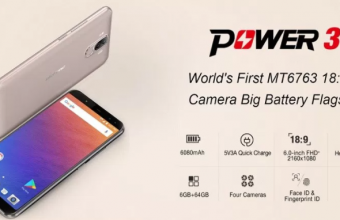 Ulefone Power 3 Price, Release Date, 6080 mAh Big Battery & 6GB RAM 64GB ROM