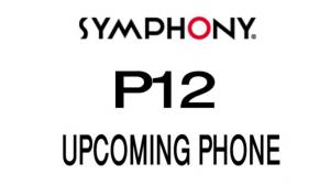 Symphony P12
