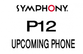 Symphony P12 Price in India & Full Specification
