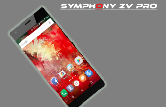 Symphony ZV Pro Price in Bangladesh! Review & Full Specification