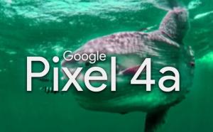 Google Pixel 4A 2020