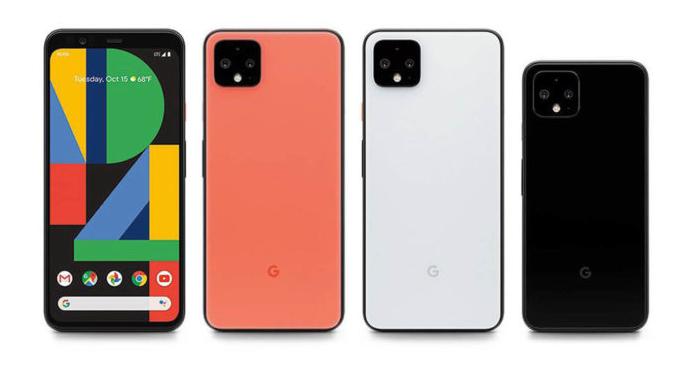 Google Pixel 4A 2020 images