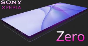 Sony Xperia Zero 2020