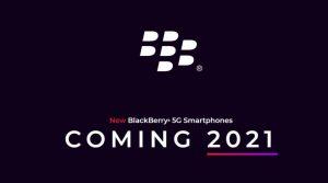 BlackBerry Key3 5g 2021