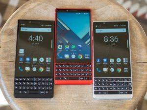 BlackBerry Key3 5g Images