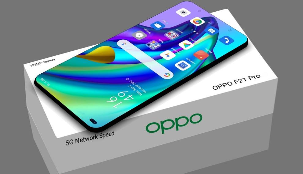 Oppo F21 Pro 2021