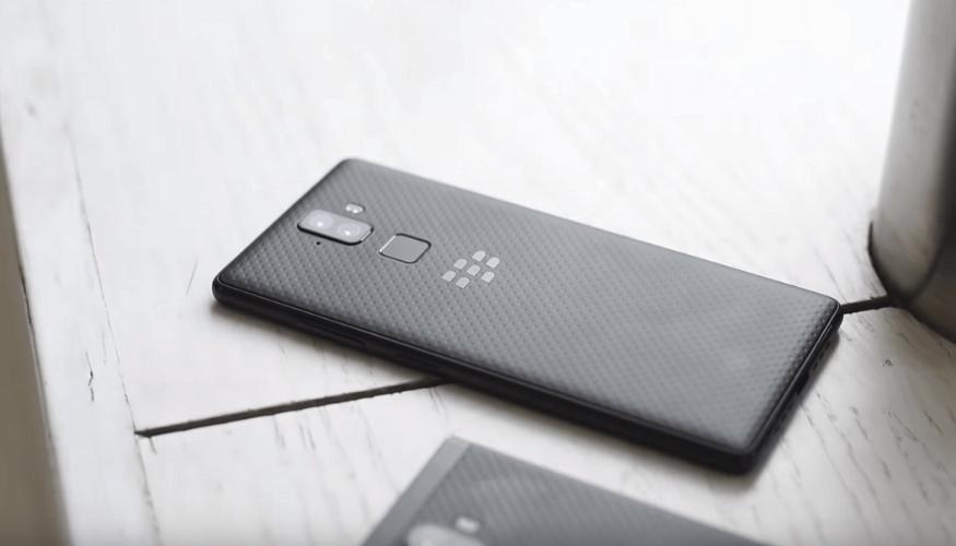 Blackberry Evolve X Images
