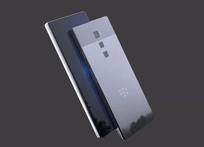 BlackBerry Flow 5G