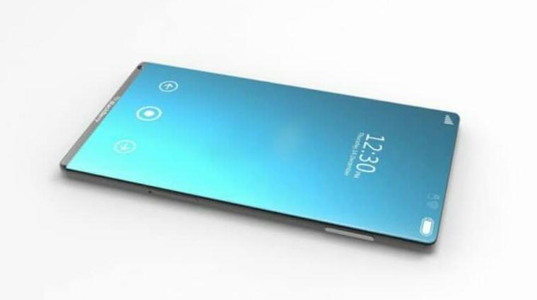 Blackberry Edge 5G