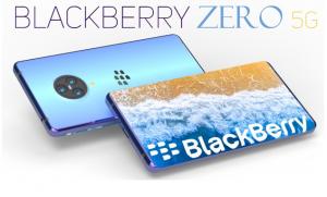 Blackberry Zero 5G