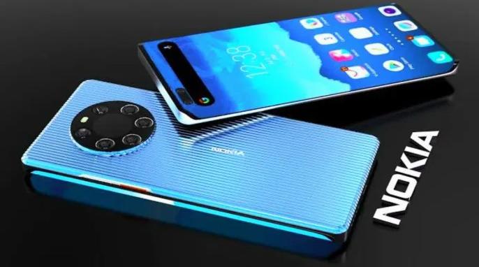Nokia Cidar 5G Concept Phone